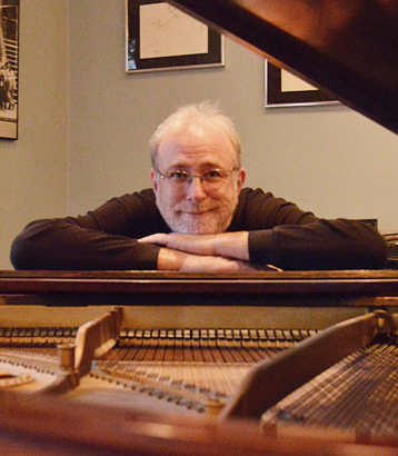 Bill O'Connell, piano