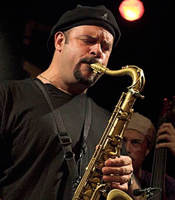 Bob Franceschini, tenor saxophone