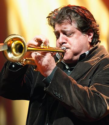 Joe Magnarelli, trumpet