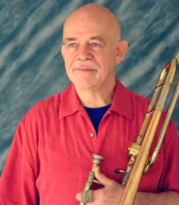 Sam Burtis, trombone