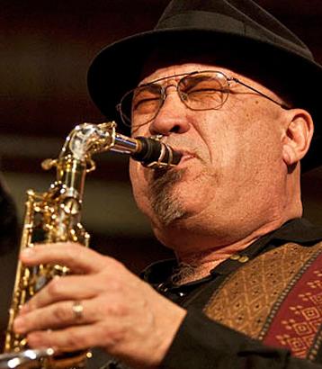 Steve Slagle, alto saxophone