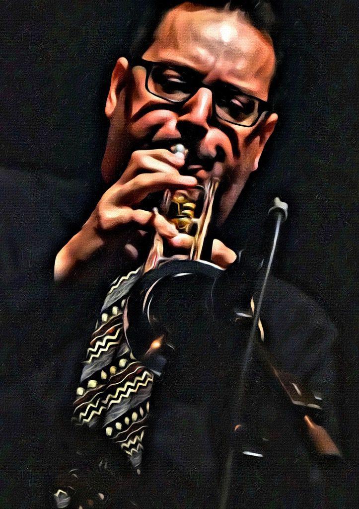 Chris Rogers, trumpet